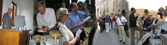 Jewish tours, walks and lecture